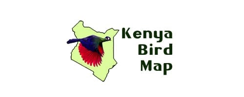 Kenya Bird Map, Kenya Birding Tours