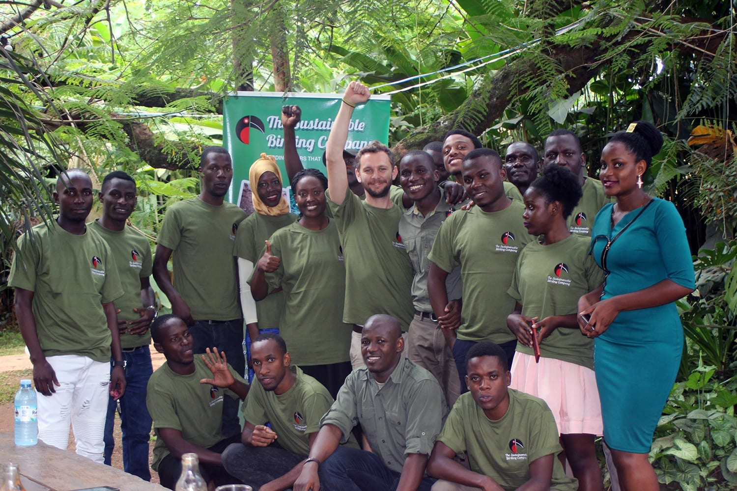 Launch of our Uganda Birding Tours!
