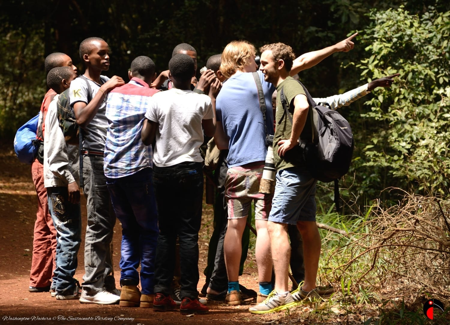 Education sessions on our Uganda Birding Tours and Kenya Birding Tours