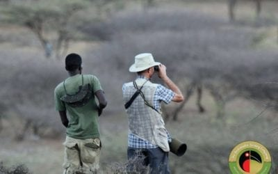 27 Day Magical Kenya Birding Tour!