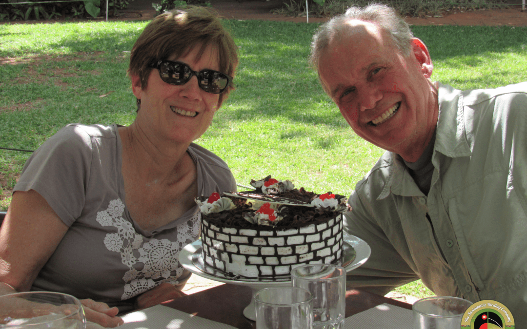 Happy 30th Wedding Anniversary to Scott and Marsha!